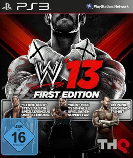 WWE 2013 - First Edition