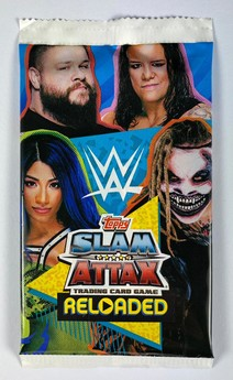 WWE Slam Attax Reloaded - Booster