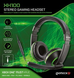 XH-100 Gaming Stereo Headset