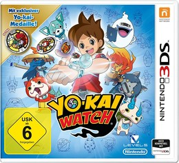 Yo-Kai Watch Special Edition + Medaille