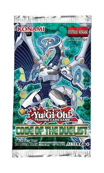 Yu Gi Oh! Code of the Duelist - Booster - DE
