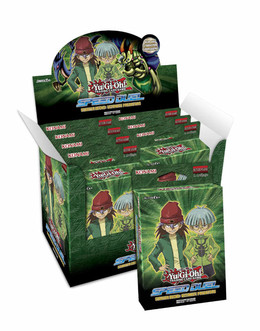 Yu-Gi-Oh! Speed Duel: Starter Deck - Ultimate Predator - DE