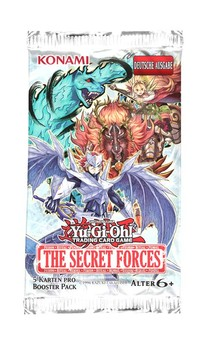 Yu-Gi-Oh! The Secret Forces - Booster - DE