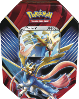 Pokémon Tin-Box 85 - Zacian-V - DE