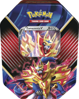 Pokémon Tin-Box 86 - Zamazenta-V - DE