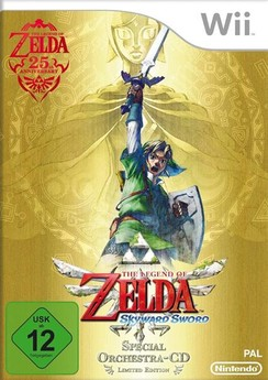 The Legend of Zelda: Skyward Sword - Limited Edition