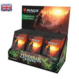 Zendikar Rising (ENG) -Set Booster - Display
