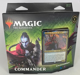 Magic The Gathering: Zendikars Erneuerung - Commander Deck: Schleichangriff - DE