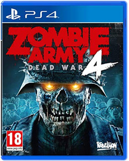 Zombie Army 4 - Dead War  UK-Import