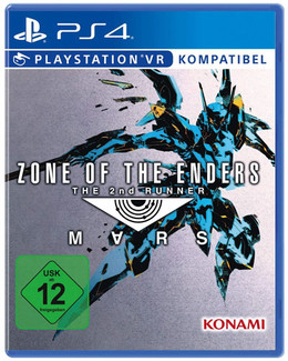 Zone of the Enders The 2nd Runner - MARS
